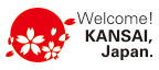 Welcome KANSAI, Japan.
